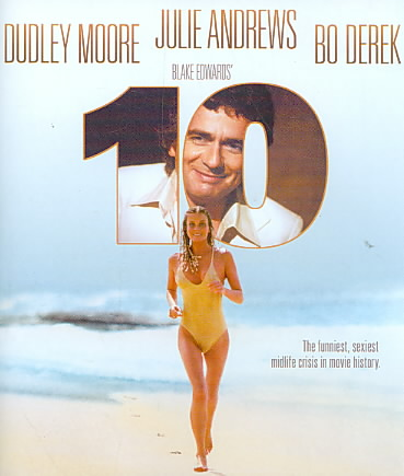 10 BY MOORE,DUDLEY (Blu-Ray)